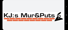 KJ:s mur&puts logo
