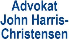 Advokat John Harris-Christensen logo