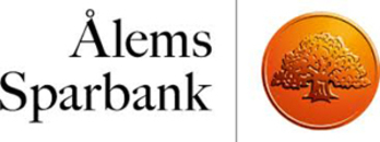 Ålems Sparbank logo