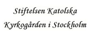 Stiftelsen Katolska Kyrkogården i Stockholm logo