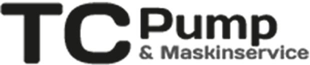 TC Pump & Maskinservice logo