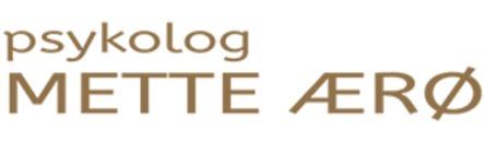 Psykolog Mette Ærø logo