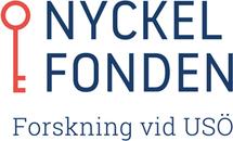 NYCKELFONDEN - Forskning vid USÖ logo