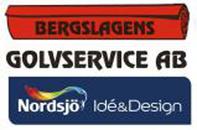 Nordsjö Idé & Design / Bergslagens Golvservice logo