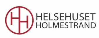 Helsehuset Holmestrand DA logo