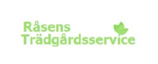 Råsens Trädgårdsservice logo