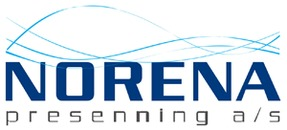 Norena Presenning AS logo