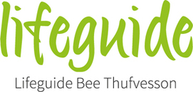 Lifeguide Bee Thufvesson logo