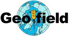 Geofield AS avd Svalbard logo