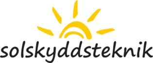 Solskyddsteknik / Högbergs markiser Lidköping logo