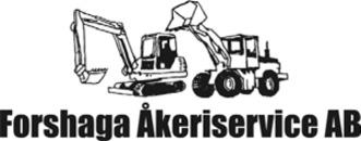 Forshaga Åkeriservice AB logo
