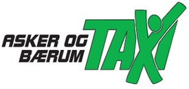 Asker og Bærum Taxi logo