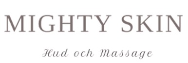 Mighty Skin AB logo