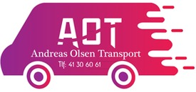 Andreas Olsen Transport logo