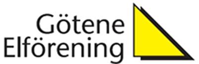 Götene Elförening logo