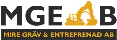 Mire Gräv & Entreprenad AB logo