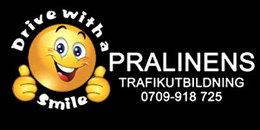 Pralinens Trafikutbildning logo