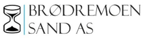Brødremoen Sand AS logo