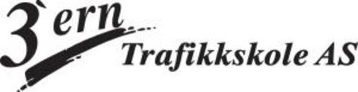 3`ern Trafikkskole AS logo