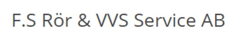 F.S Rör & VVS Service AB logo