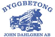 Byggbetong John Dahlgren AB logo