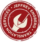 Jeffrey Engberg Translations logo