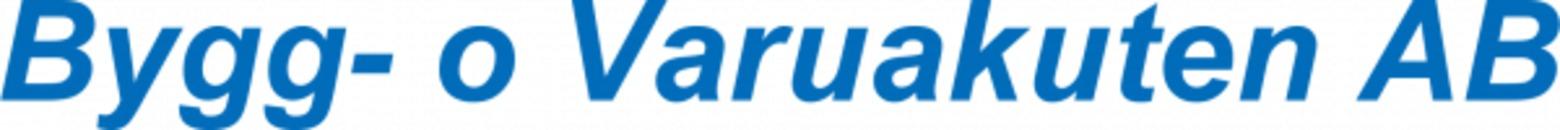 Bygg- o Varu Akuten AB logo