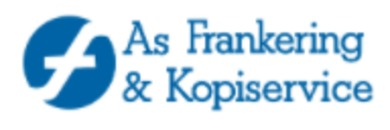 Frankering & Kopiservice AS logo