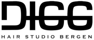Digg Hair Studio AS logo