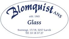 Blomquist Glass ANS logo