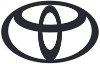 Toyota avd Hønefoss logo