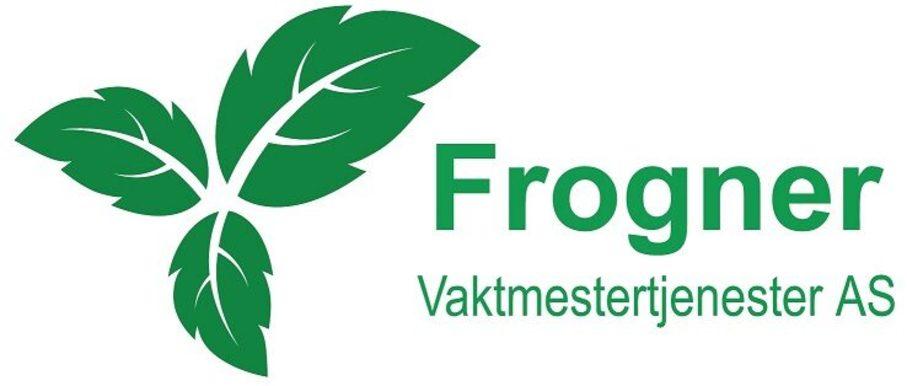 Frogner Vaktmestertjenester AS logo