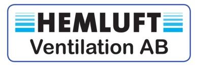 Hemluft Ventilation AB logo
