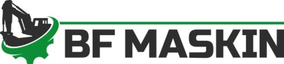 BF Maskin AS logo