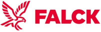 Falck Larvik logo