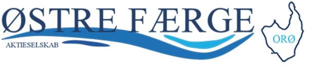 Østre Færge A/S logo