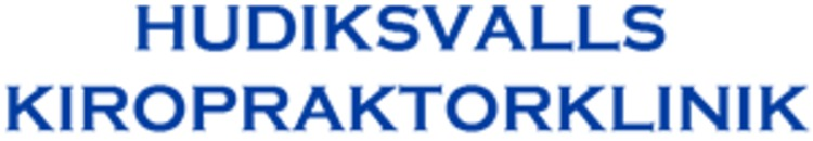 Hudiksvalls Kiropraktorklinik logo