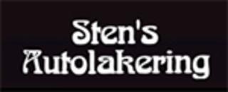 Stens Autolakering ApS logo