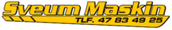 Sveum Maskin logo