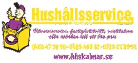 Hushållsservice I Kalmar AB logo