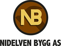 Nidelven Bygg AS logo
