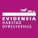 Evidensia Harstad Dyresykehus logo