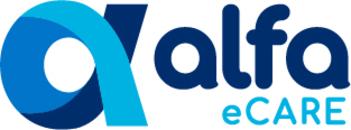 Alfa eCare logo