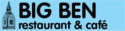 Big Ben pizza & café logo