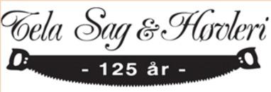 Tela Sag & Høvleri AS logo