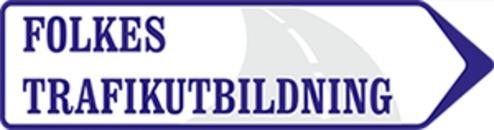 Folkes Trafikutbildning logo