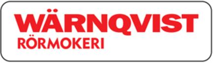 Wärnqvist Rörmokeri, AB logo