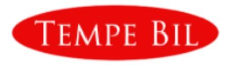 Tempe Bil logo