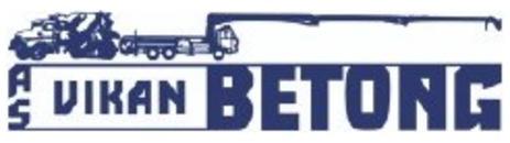 AS Vikan Betong logo