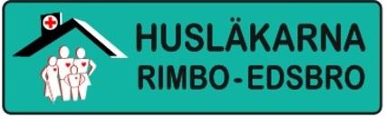 Husläkarna Rimbo-Edsbro logo